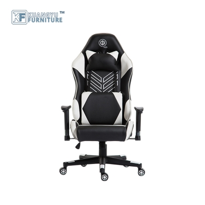 High Back Gaming Chair With Headrest