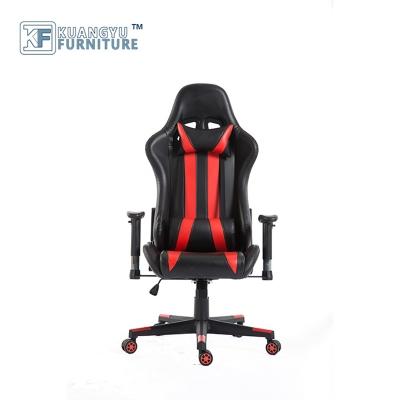Racing Computer Gaming Chair With Headrest